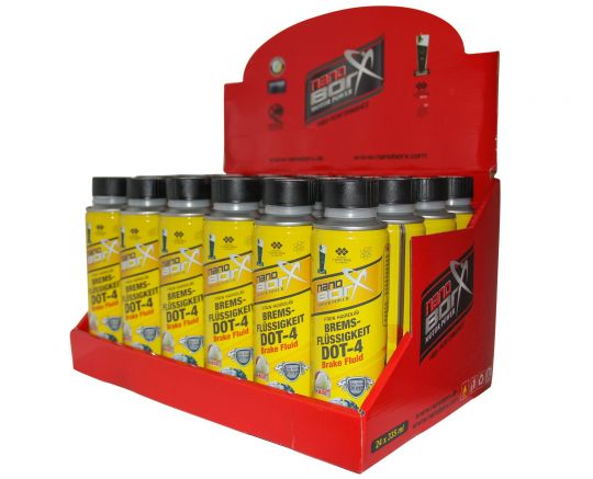 Bremsflüssigkeit DOT-3 300ml (Karton)
